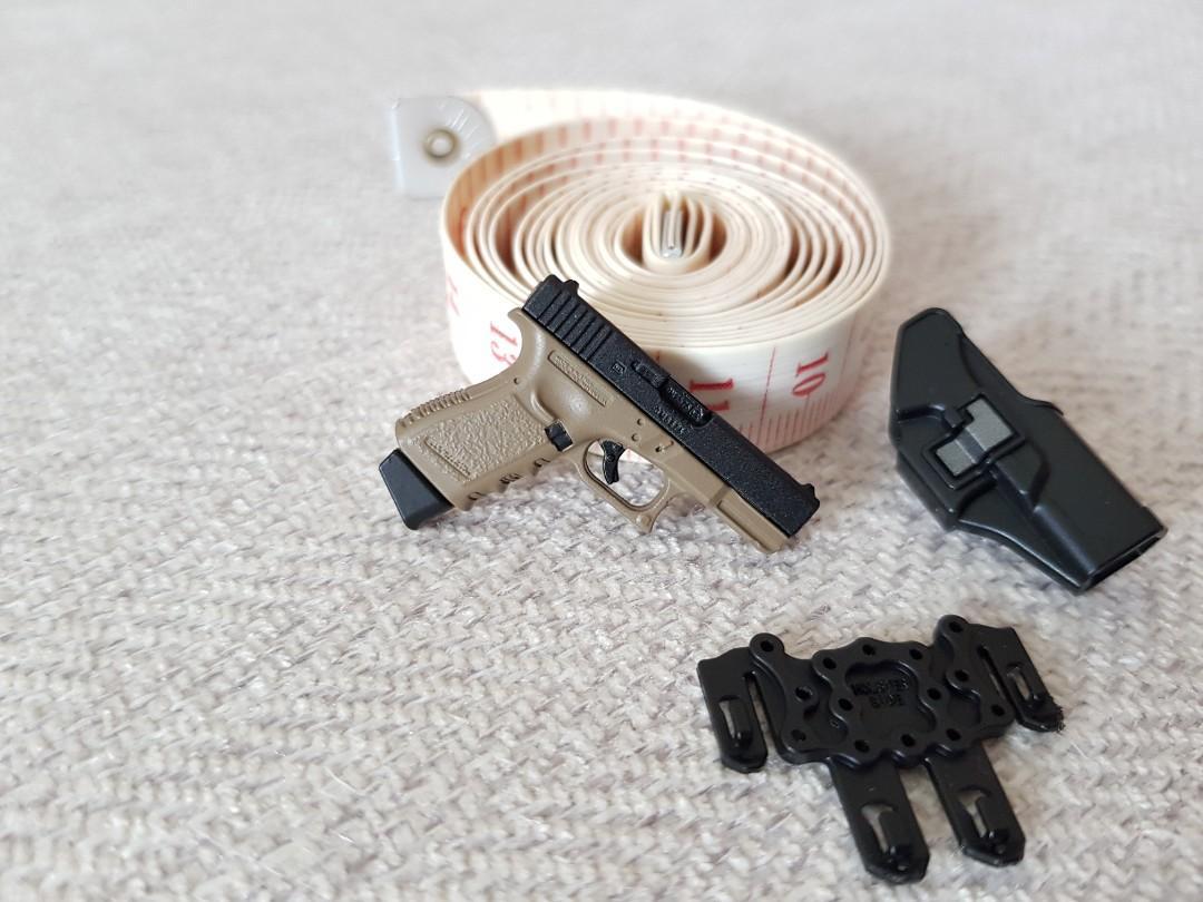 1x Free Grenade]1/6 G19 (Glock 19) [phicen / TBLeague