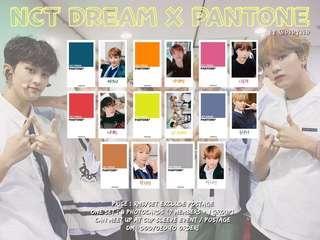 [WTS] NCT DREAM x PANTONE PHOTOCARD