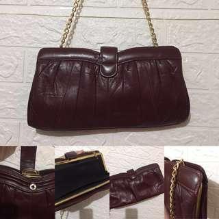 🈹古物 vintage bag