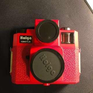 Holga 120GTLR 120底片相機