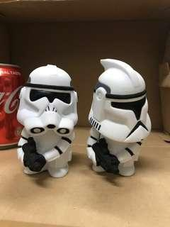 Star Wars 公仔