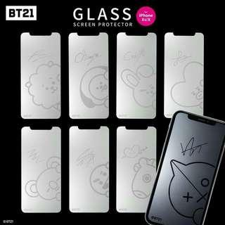 BT21 GLASS PROTECTOR