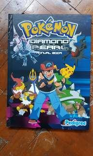 Pokemon Diamond and Pearl Annual 2009 Activity and Story Book