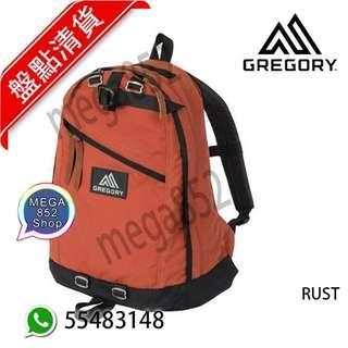 🎊 GREGORY Day pack 26L背囊 淨色系列🎊  RUST