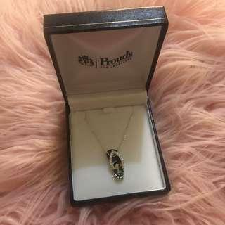Prouds Thong Charm Y2K Necklace
