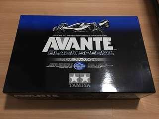 🚚 Tamiya 2011 Black Special (47390)