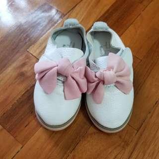 Baby Shoes 韓國真皮女仔鞋