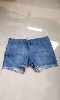 AIIZ jeans short hotpants