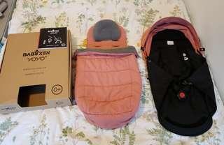 Babyzen YOYO+ 0+ Newborn Pack Ginger
