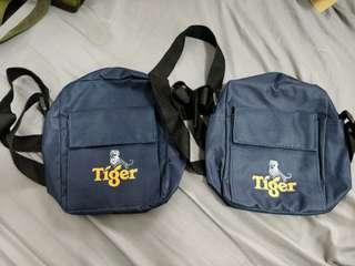 Tiger Sling Bag take all