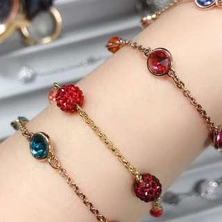 Swarovski Remix Bracelets, perfect conditions! $60 each!