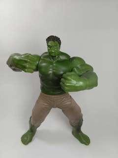 "[ORIGINAL] The Incredible Hulk 6"" Action Figure Marvel & Subs 2011"