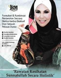 JRM, Jamu Ratu Malaya, Products