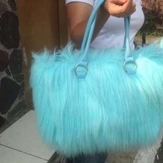 Fur Bag (tas bulu)