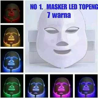 Led Mask 7 Warna
