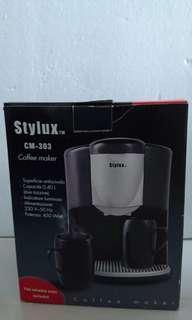 🚚 Stylux Coffee Maker