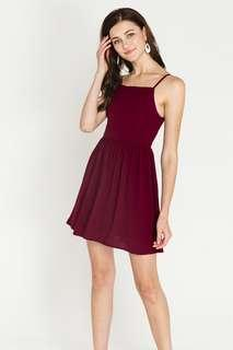 Jeri Dress Wine