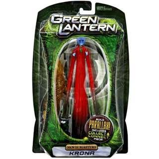 Green Lantern Movie Masters Fig: Krona @ 40% off