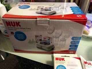 NUK 泵奶器-雙泵 Breast Pump - Double