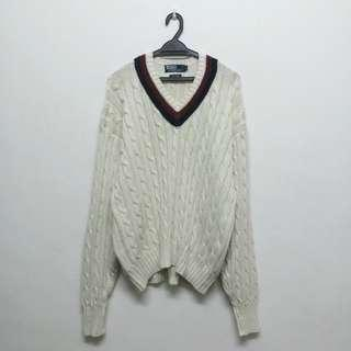 Polo Ralph Lauren Hand Knitted Sweater