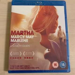 全新 Blu Ray 瑪蓮邪教離魂曲 Martha Marcy May Marlene 英版英文字幕