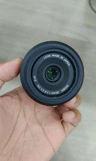 sigma 30mm 2.8 ex dn for sony