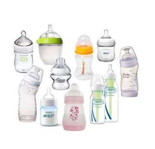 Milk Bottles and Teats