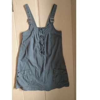 Zara skirt/top女童吊带裙/上衣