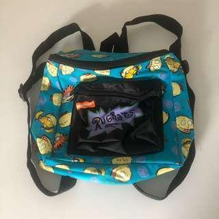 Vintage 1990s Rugrats Mini Backpack