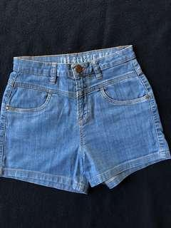 Hot pants/classic High waist COTTON ON❤️