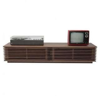 Line TV Console by Folks Grafunkt
