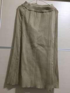 針織半身裙