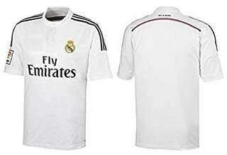 Real Madrid LIMITED EDITION Jersey