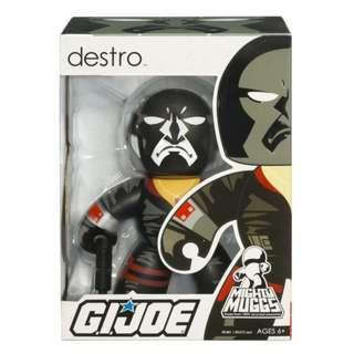 GI Joe Mighty Muggs Destro @ 30% off