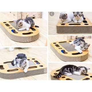 Brand New Cat Toy / Scratcher / Scratch Board / Balls / Kitten Toy