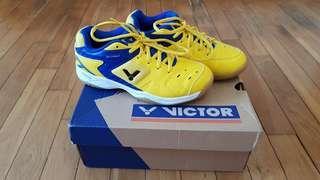 Badminton Shoes, Victor, size 225mm