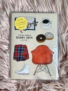 🚚 2019 Diary