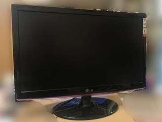 """電腦Mon 22"""" LG W2261VP monitor HDMI 1080p"""