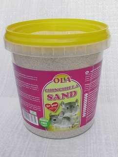 OLA Chinchilla Sand