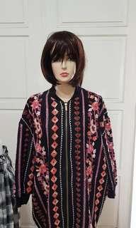 #barubukansecond oversized jacket keren