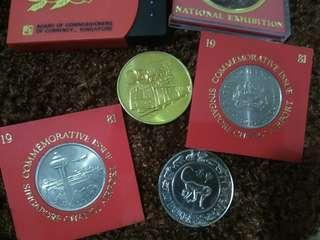 Koin Commemorial Singapore