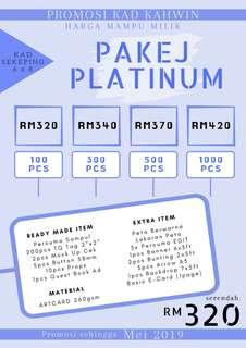 Promosi Kad Platinum Murah