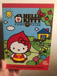 Hello Kitty Fairy Tales (Little Red Riding Hood)
