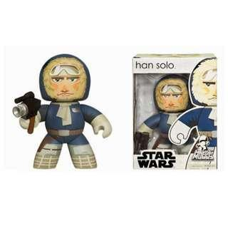 SW Mighty Muggs - Han Solo (Hoth gear) @ 30% off