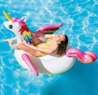 Unicorn Float n Couch Sit On Float