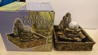 🚚 Water Fountain