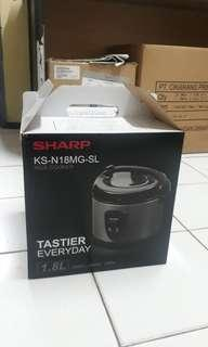 rice cooker sharp