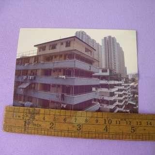 老照片 香港房屋 徙置區