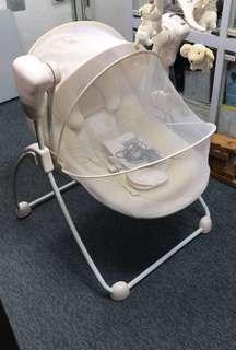 baby rocker swing new cradle auto automatic motor bed Yishun rocking chair electronic music sleep sleeping crib