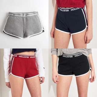 Hollister 運動短褲